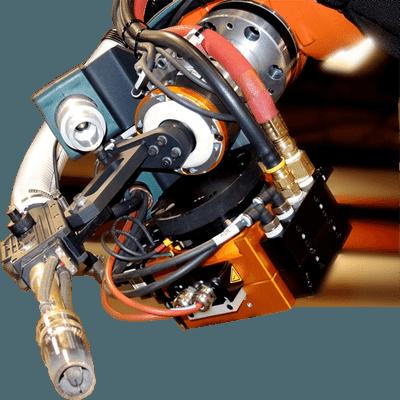 Wolf Robotics Industrial Robots Welding Robots Metal 3d Printing