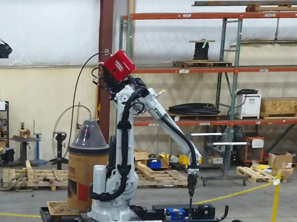 The Myth's and Realities of Robotic Welding Systems - Wolf Robotics